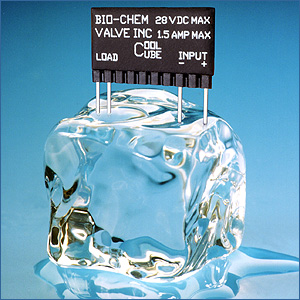 Symbolabbildung - Coolcube Hit and Hold Circuit von Bio-Chem Fluidics